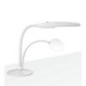 Lampe Daylight sur socle de table -E23020-01 Blanc