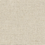 Coupon toile Zweigart Lin FEIN FLOBA 10Fil/cm  48x68cm LIN Rustique