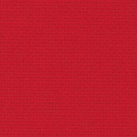 Coupon toile zweigart 5.4 points  48x53cm ROUGE