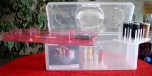 Boite rangement accessoires mercerie couture mercerie for Boite a couture en plastique