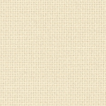 Coupon toile aida 6.4 points  48x53cm BEIGE