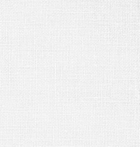 Coupon toile Zweigart Lin 11.2Fil/cm  48x68cm Blanc