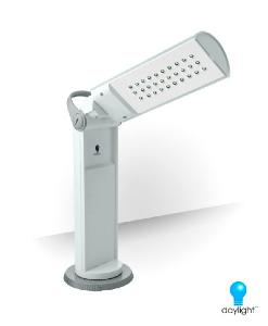 Lampe portative TWIST à LED Daylight E35700 - Blanc