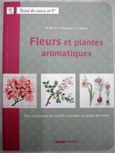 Livre mango fleurs et plantes aromatiques mercerie en for Achat fleurs et plantes en ligne