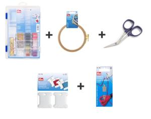pack broderie 5 accessoires