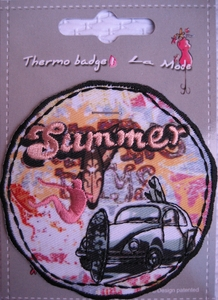 MOTIF THERMOCOLLANT Summer