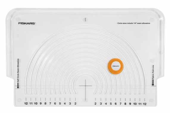 Cutter circulaire pour tissus Fiskars