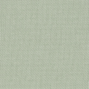 Coupon toile Zweigart LUGANA 10Fil/cm  48x68cm Vert