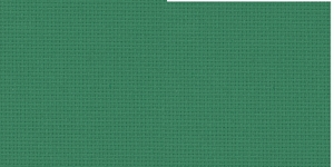 Coupon toile zweigart 5.4 points  48x53cm VERT