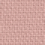 Coupon toile Zweigart LUGANA 10Fil/cm  48x68cm Rose