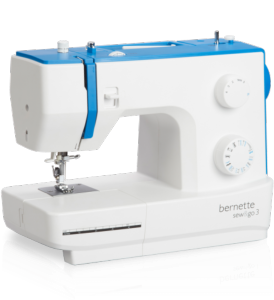 Machine à coudre BERNETTE Sew & go 3 By BERNINA