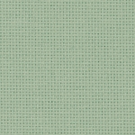 Coupon toile zweigart 5.4 points  48x53cm Vert Anis