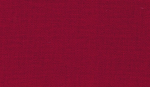 Coupon toile Zweigart MURANO 12.6Fil/cm  48x68cm Rouge