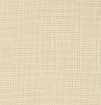 Coupon toile Zweigart Lin 11.2Fil/cm  48x68cm Beige
